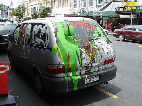 Awesome Car Paint Jobs